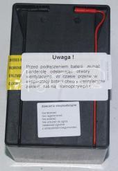 bateria alkaliczna 9V/75Ah