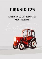 Katalog części T-25