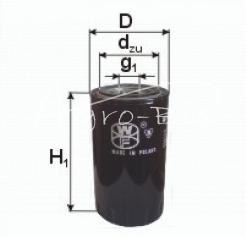 filtr hydrauliki deutz fahr, john deere