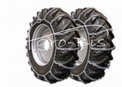ŁAŃCUCH P/ŚNIEG 8,4x15 wózek widłowy