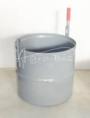 lakierowany kocioł parnika węglowego 100 litrowego