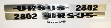 komplet znaków do Ursus 2802