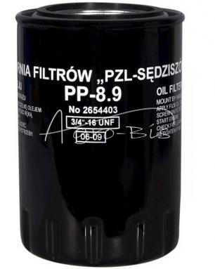 Filtr oleju Case, Claas PP-8.9