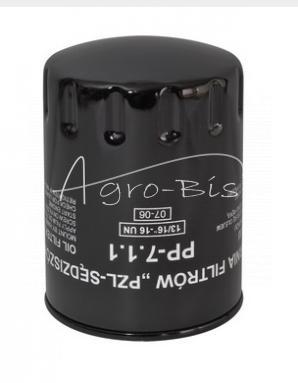 Filtr oleju PP-7.1.1, pasuje do John Deere, Zetor,  Gordoni, Begmeister i inne.