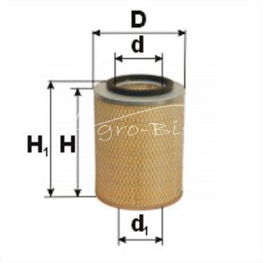 wkład filtra powietrza Case, Claas