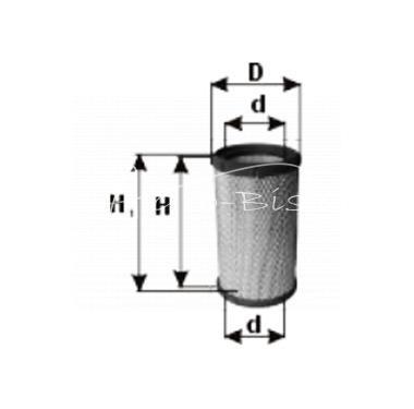 wkład filtra powietrza Case, New Holland