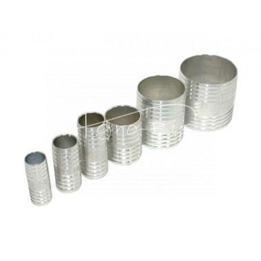 łącznik aluminiowy do węży fi 13 mm