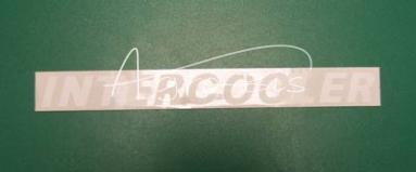 Znak emblemat Intercooler