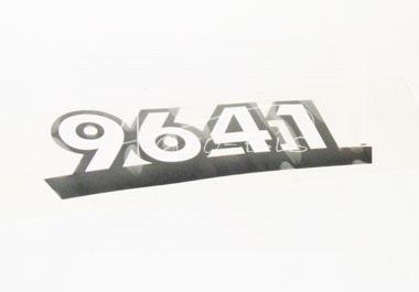 Znak emblemat 9641