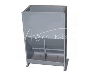 Automat paszowy dla tuczników 2-stanow.