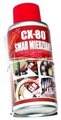 SMAR MIEDZIANY CX-80 150ML