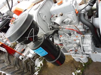 Zestaw świecy płomieniowej C-330 do szybkiego rozruchu traktora w niskich temperaturach.  Idealny do uruchamiania silnika w trakcie mrozów.