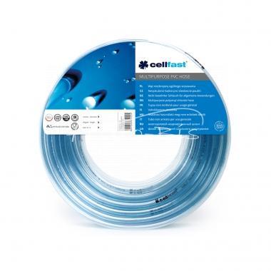 Wąż techniczny jednowarstwowy 10X1,5 50m Cellfast