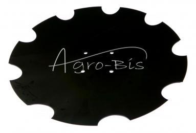 TALERZ BRONY AMAZONE 460X4 LK120 XL043