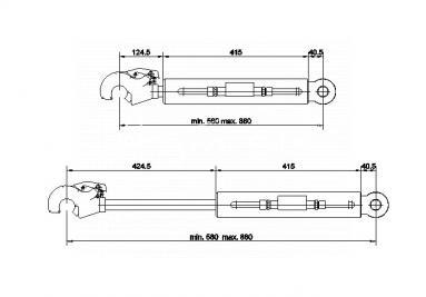 Łącznik hydrauliczny C-385