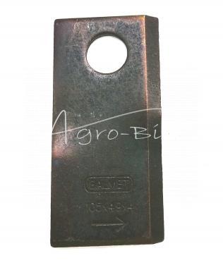 Nożyk rotacyjny SAMASZ fi19 kpl = 12 L/P
