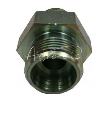 Przyłączka prosta ZN-140 G3/8  /M22x1,5 ED/14S    HS484