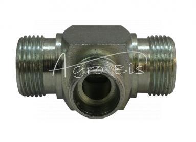 Złączka trójnikowa ZN-147 M22/ M18/M22 16L/12L/16L  HS7