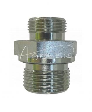 Przyłączka prosta ZN-140  G3/4   / M22x1,5 ED/16L HS501