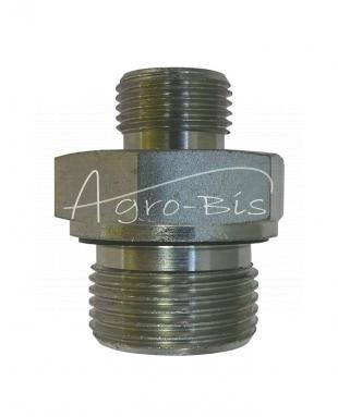 Przyłączka prosta ZN-140  G3/4   / M18x1,5 ED/12L HS502