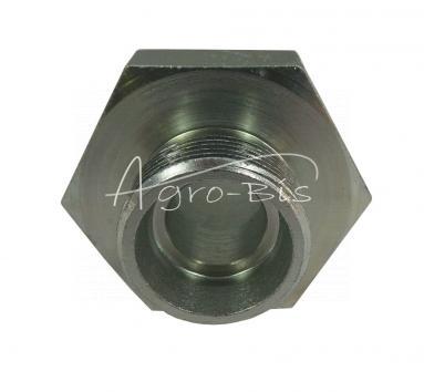 Przyłączka prosta ZN-140  G1/2   / M26x1,5 ED/18L HS524