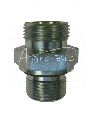 Przyłączka prosta PN-140 M20x1  ,5/M22x1,5 ED/16L HS556