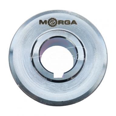 Koło pasowe 1 pasek HB ŚR.80 FI-30 stalowe MORGA