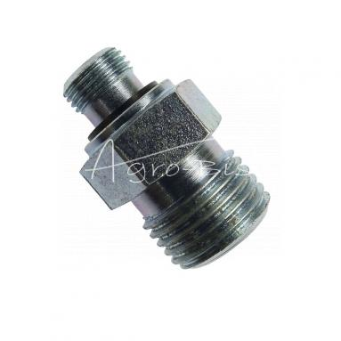 Przyłączka prosta ZN-140  G1/8   / M16x1,5 ED/8S