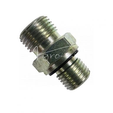 Przyłączka prosta ZN-140  G1/4   / M16x1,5 ED/10L