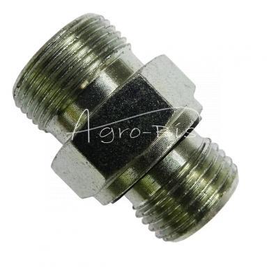 Przyłączka prosta ZN-140  G1/2   / M24x1,5 ED/16S