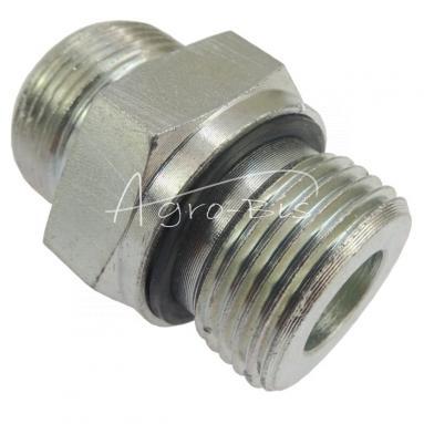 Przyłączka prosta ZN-140  M27x  2/M27x1,5 ED/18L