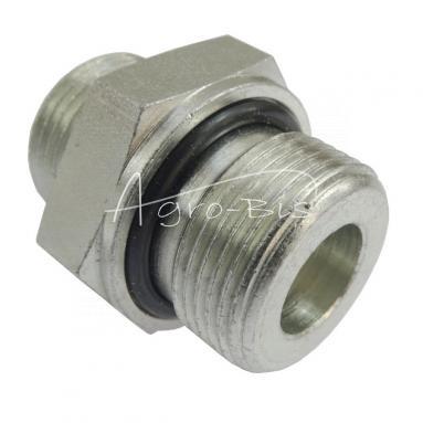 Przyłączka prosta ZN-140  M24x  1,5/M22x1,5 ED/15L