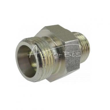 Przyłączka prosta ZN-140  M18x  1,5/M20x1,5 ED/12S