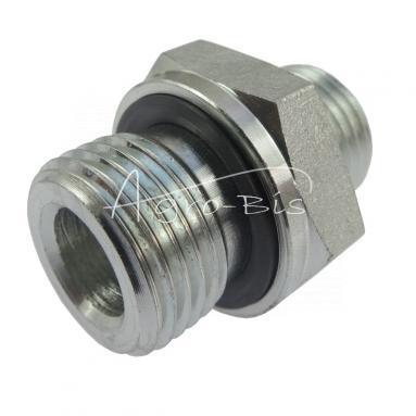 Przyłączka prosta ZN-140  M18x  1,5/M16x1,5 ED/10L -