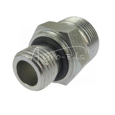 Przyłączka prosta ZN-140  M16x  1,5/M24x1,5 ED/16S