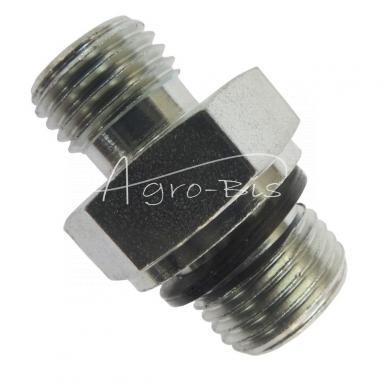 Przyłączka prosta ZN-140  M16x  1,5/M14x1,5 ED/8L