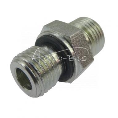 Przyłączka prosta ZN-140  M14x  1,5/M16x1,5 ED/10L