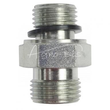 Przyłączka prosta ZN-140  M16x  1,5/M18x1,5 ED/12L
