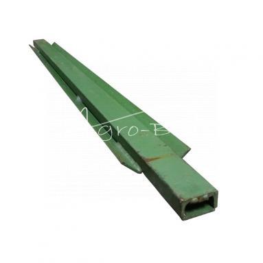 Listwa rozrzutnika Tytan C-50x25x1320 kryta