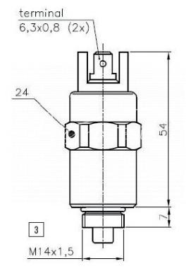 Cewka gaszenia Case Perkins 28730179 54 30 020 438, 17/105201, SPE00010,