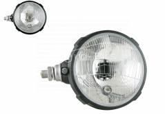 Reflektor przedni plastik.lewy