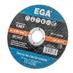 TARCZA DO MET 125X2.0X22