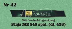 nóż kosiarki Stiga ME S45