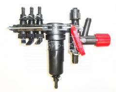 rozdzielacz opryskiwacza 3 sekcyjny z filtrem