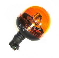 lampa obrotowa