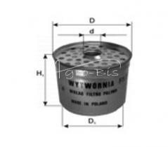 wkład filtra paliwa Case, New Holland, MF