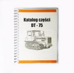 Katalog części DT75 DT75B