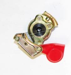 złącze powietrza miękkie  czerwone M 22x1
