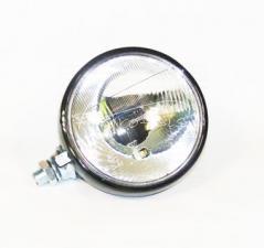 reflektor metalowy, przedni lewy