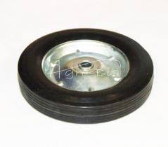 kółko pełne na metalowej obręczy fi  zew 203 mm
